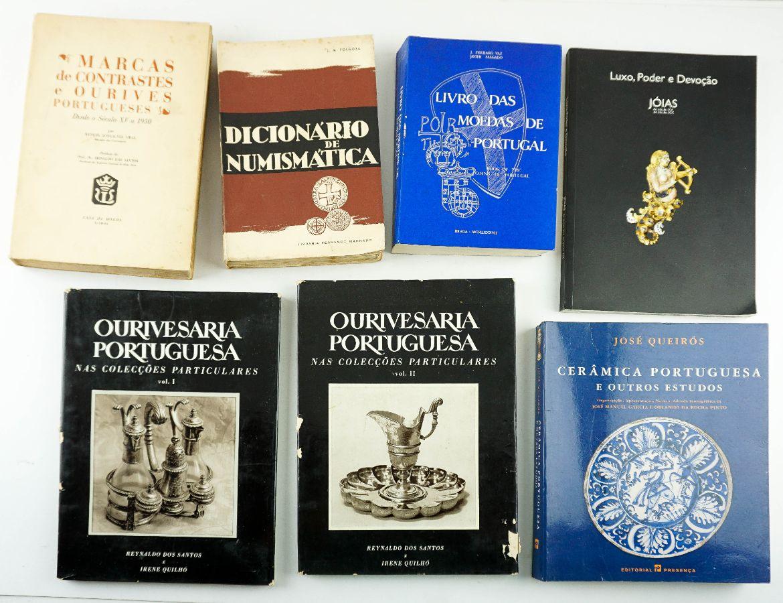 Livros Técnicos de Arte e Antiguidades