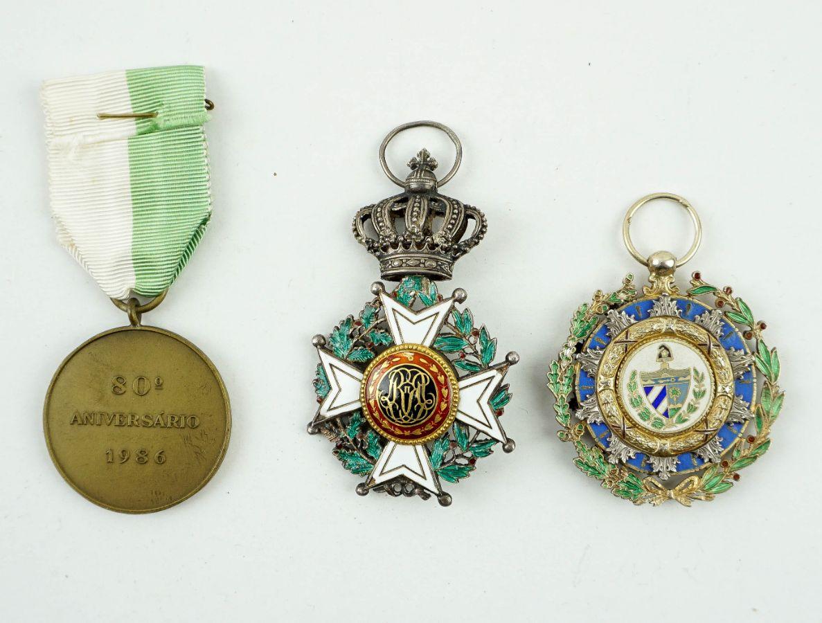 2 Ordens Militares Estrangeiras