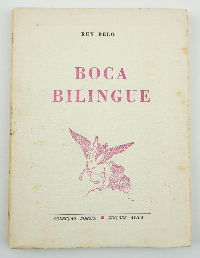 Ruy Belo – com dedicatória