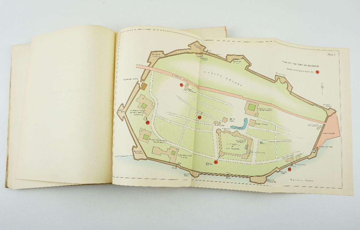 Armas e Inscrições do Forte de Baçaim