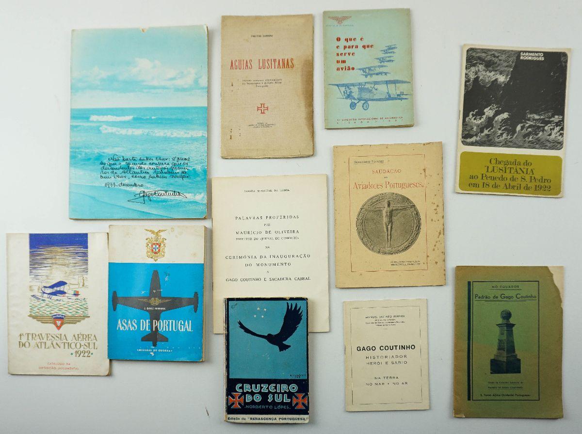 Aviação Portuguesa- 12 publicações