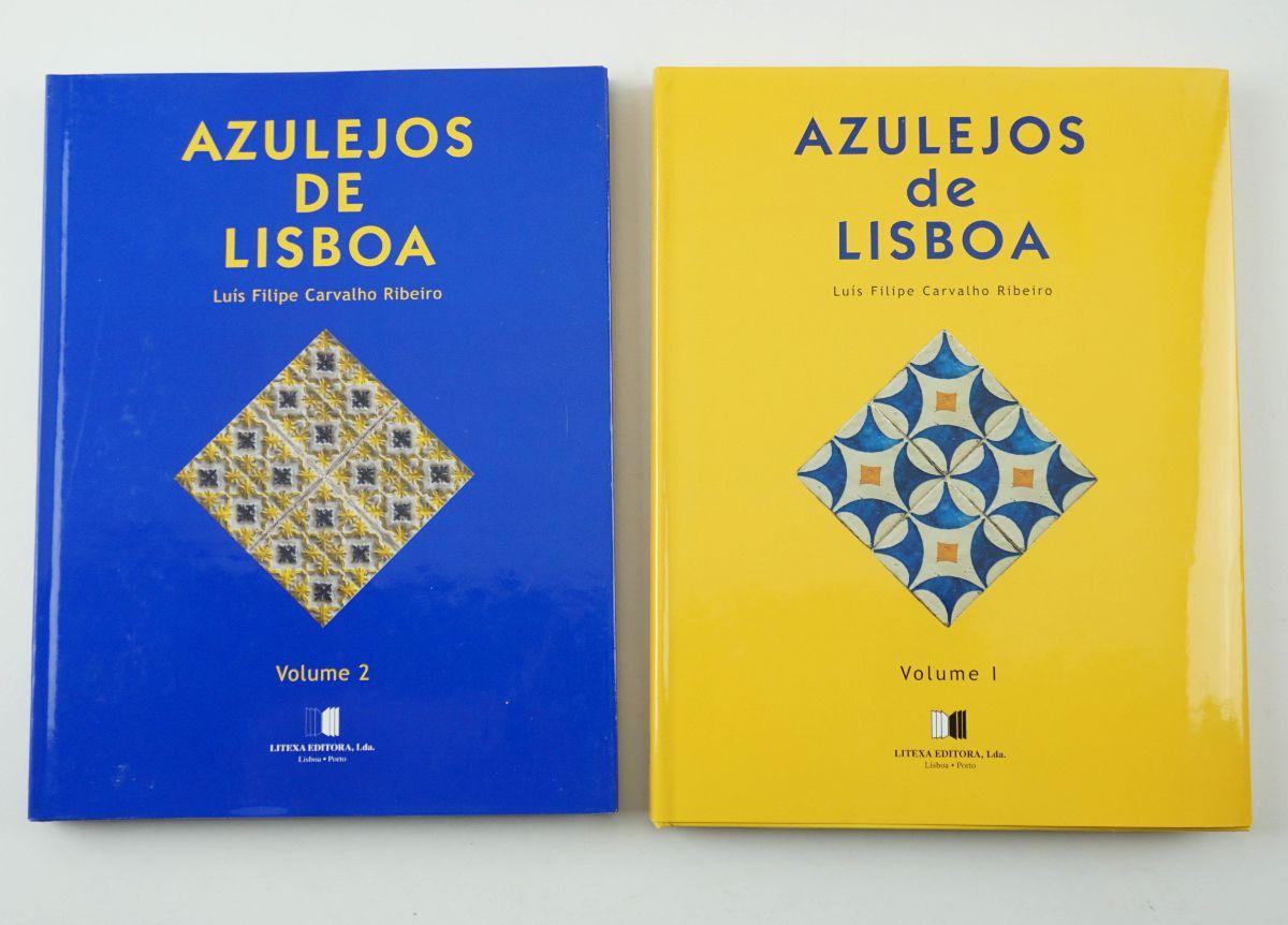 Os Azulejos de Lisboa