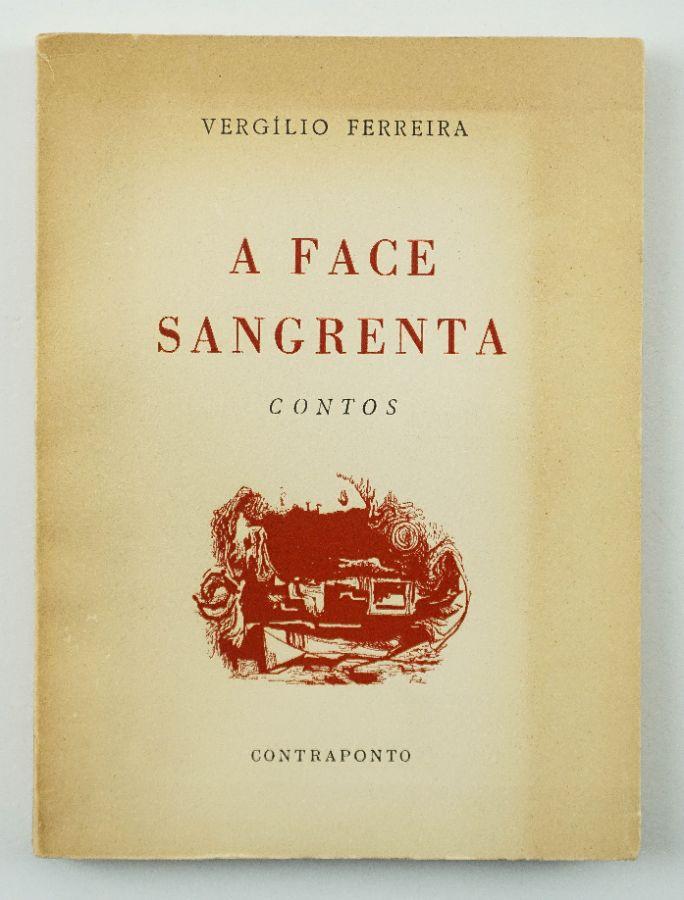 Vergílio Ferreira – manuscrito e livro