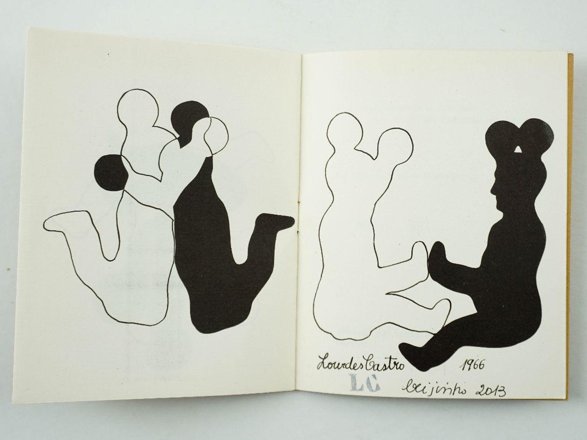Lourdes Castro - Livro de artista