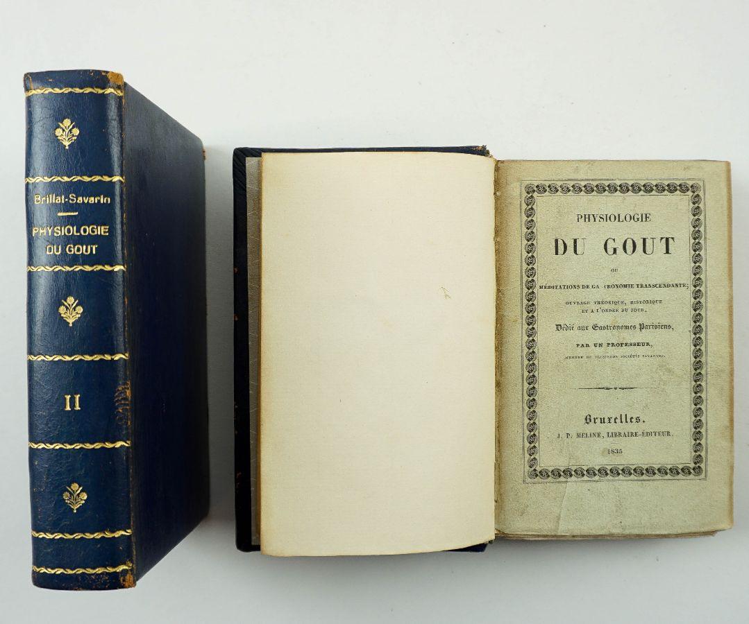 Gastronomia – Physiolgie Du Gout