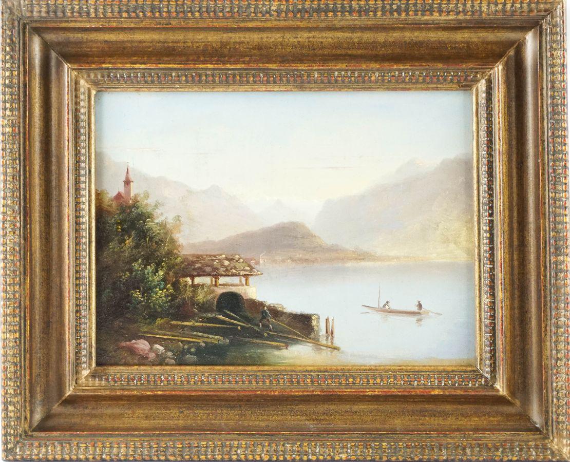 Paisagem Suíça (Brienz)