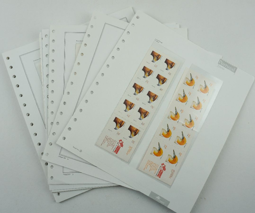 Filatelia - Cadernetas