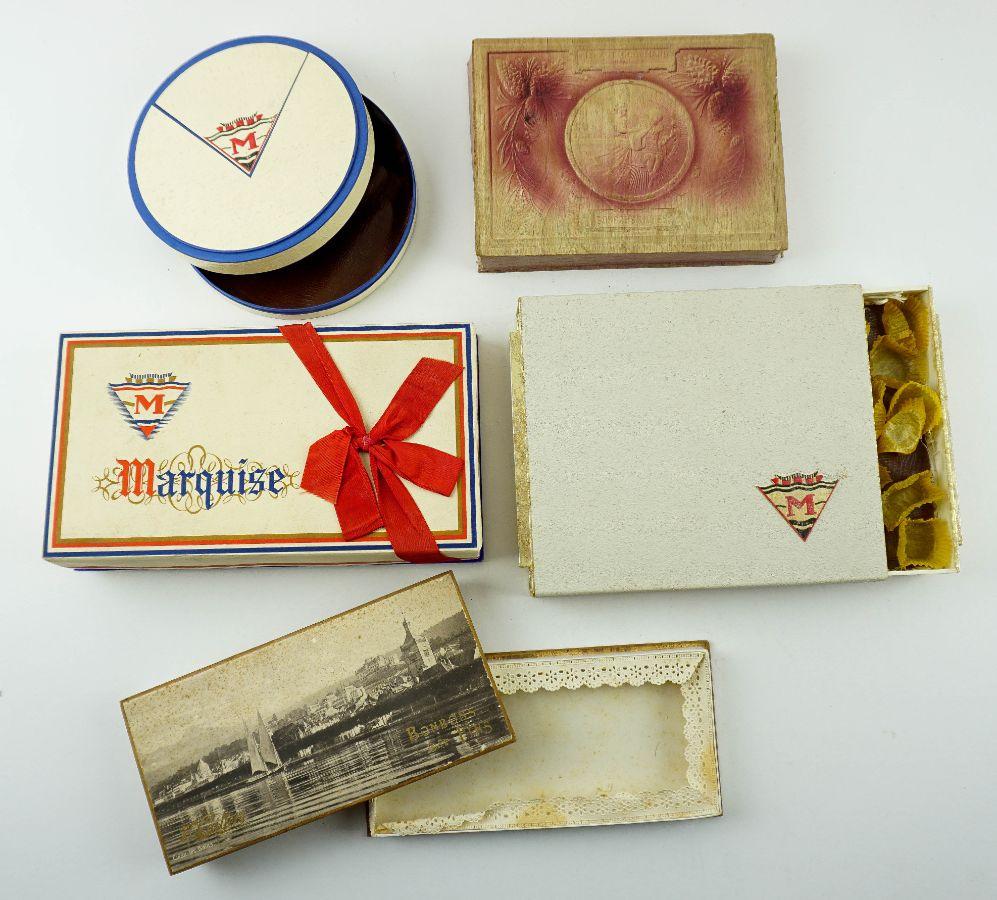 Embalagens e Publicidade / Chocolates