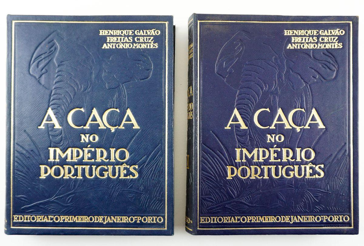 A Caça no Império Português
