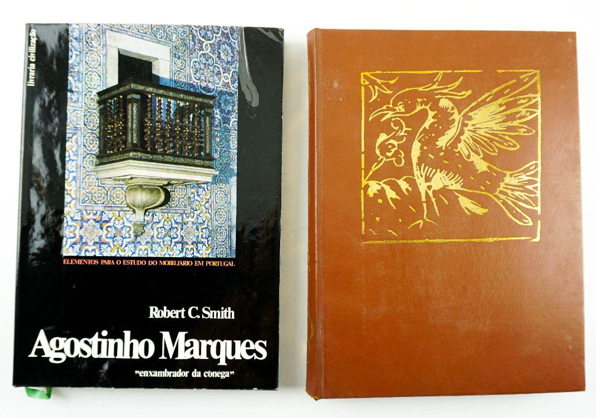 Livros sobre Mobiliário Português