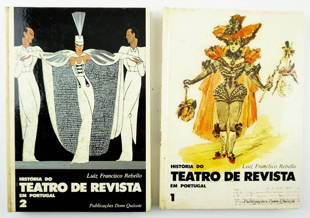 História do Teatro de Revista em Portugal