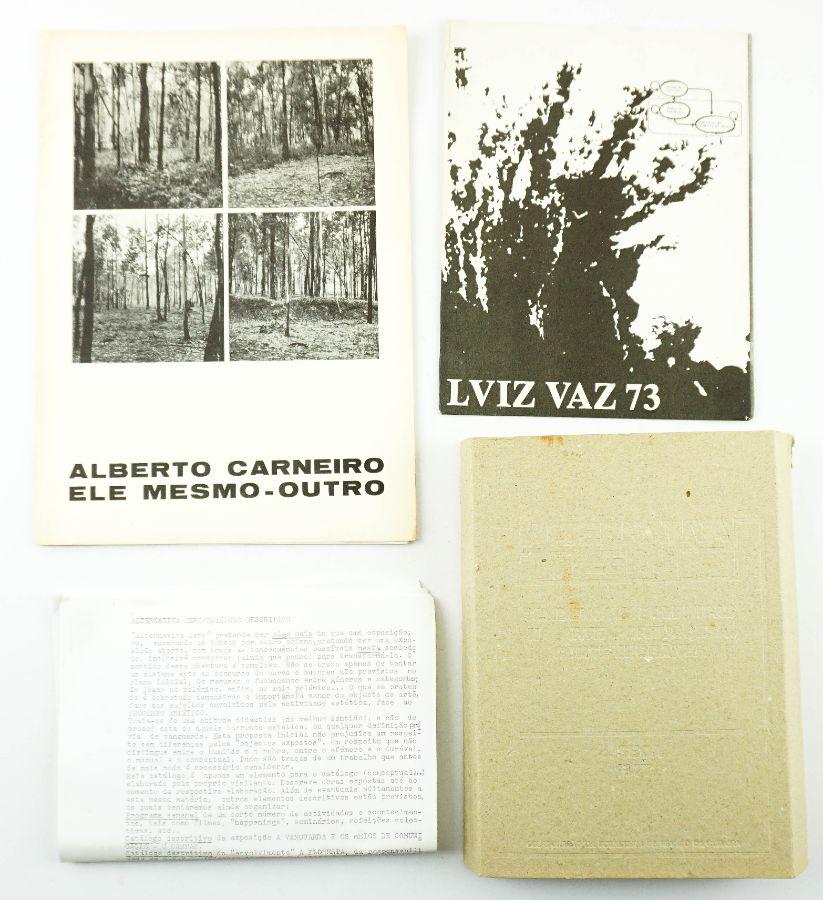 Publicações Experimentais Portuguesas