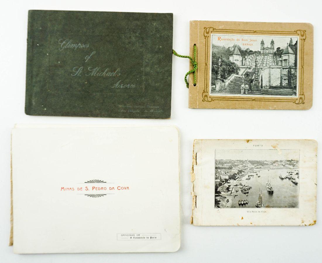 Álbuns de Fotografia Portugueses sec XIX e XX