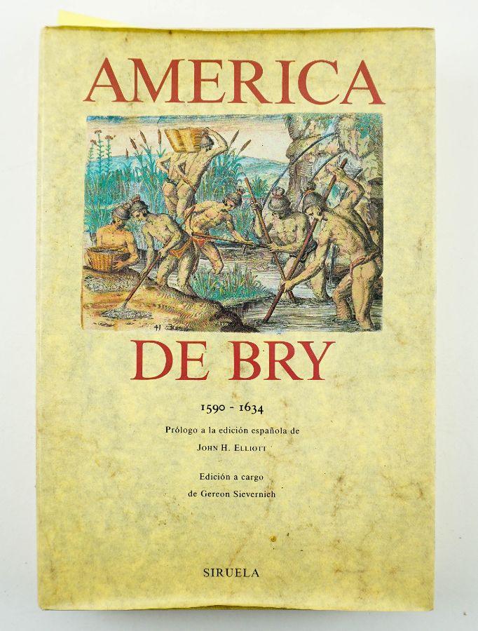 America de Bry 1590-1634