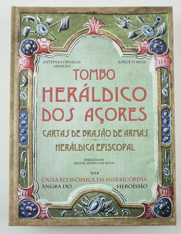 Tombo Heráldico dos Açores; Cartas de Brasão de Armas Heráldica Episcopal