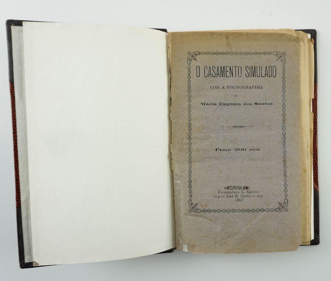 O Casamento Simulado (1886)