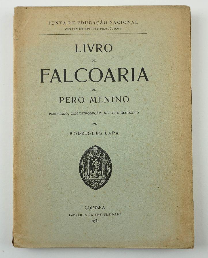Livro de Falcoaria