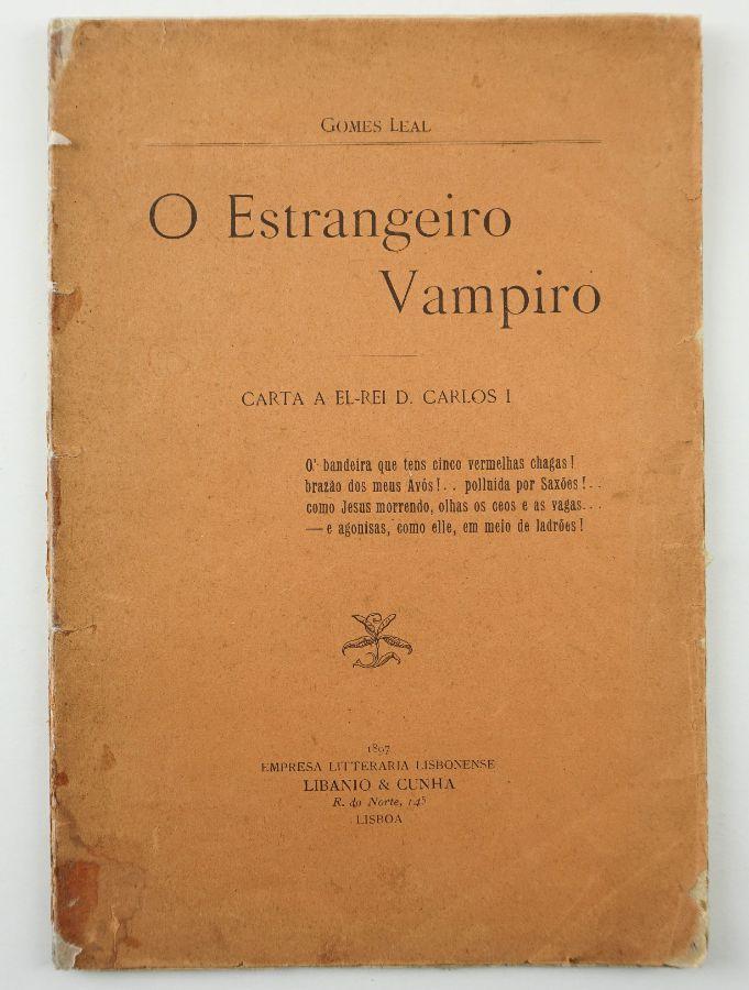 O Estrangeiro Vampiro