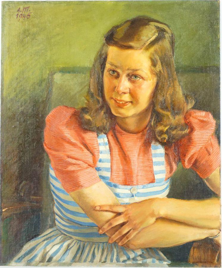 Retrato de Senhora Jovem