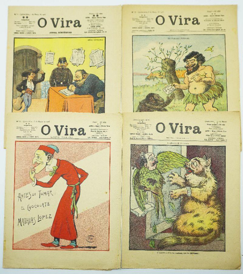 O Vira – Jornal Humorístico (1906)