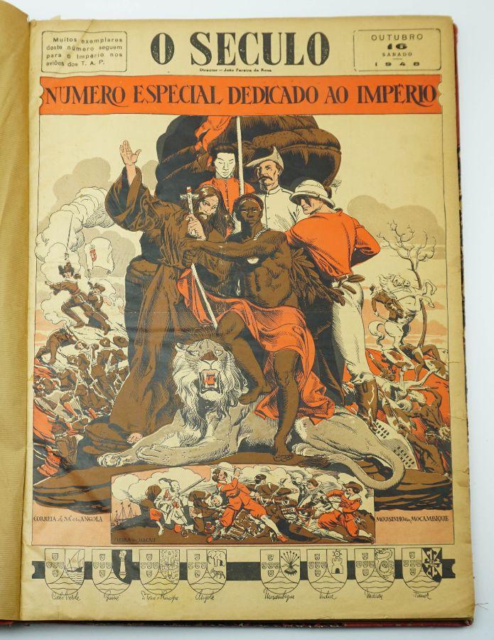 O Seculo - Número Especial Dedicado ao Império