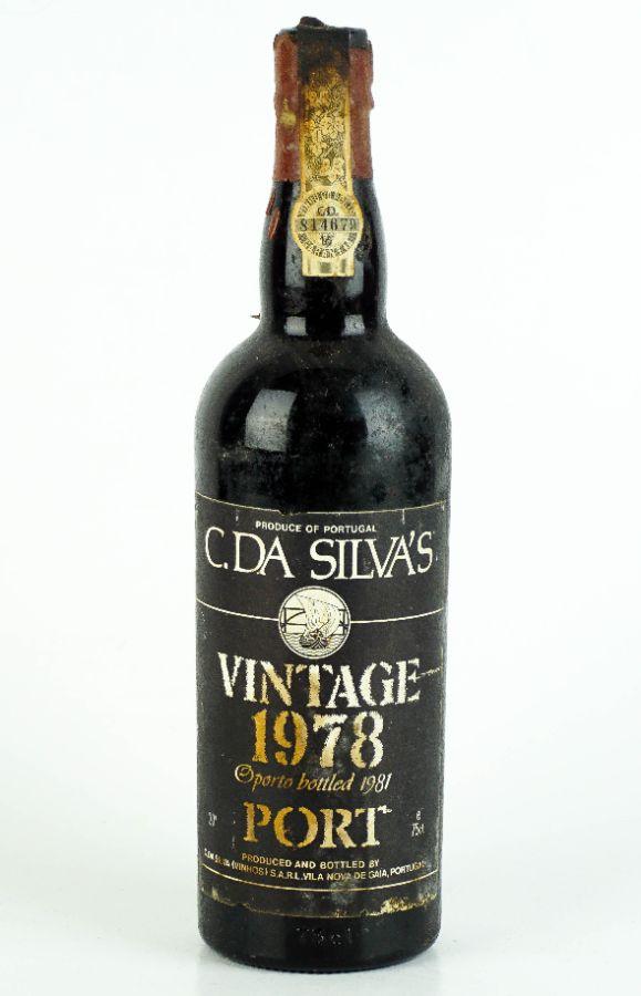 Vinho do Porto Vintage- 1978