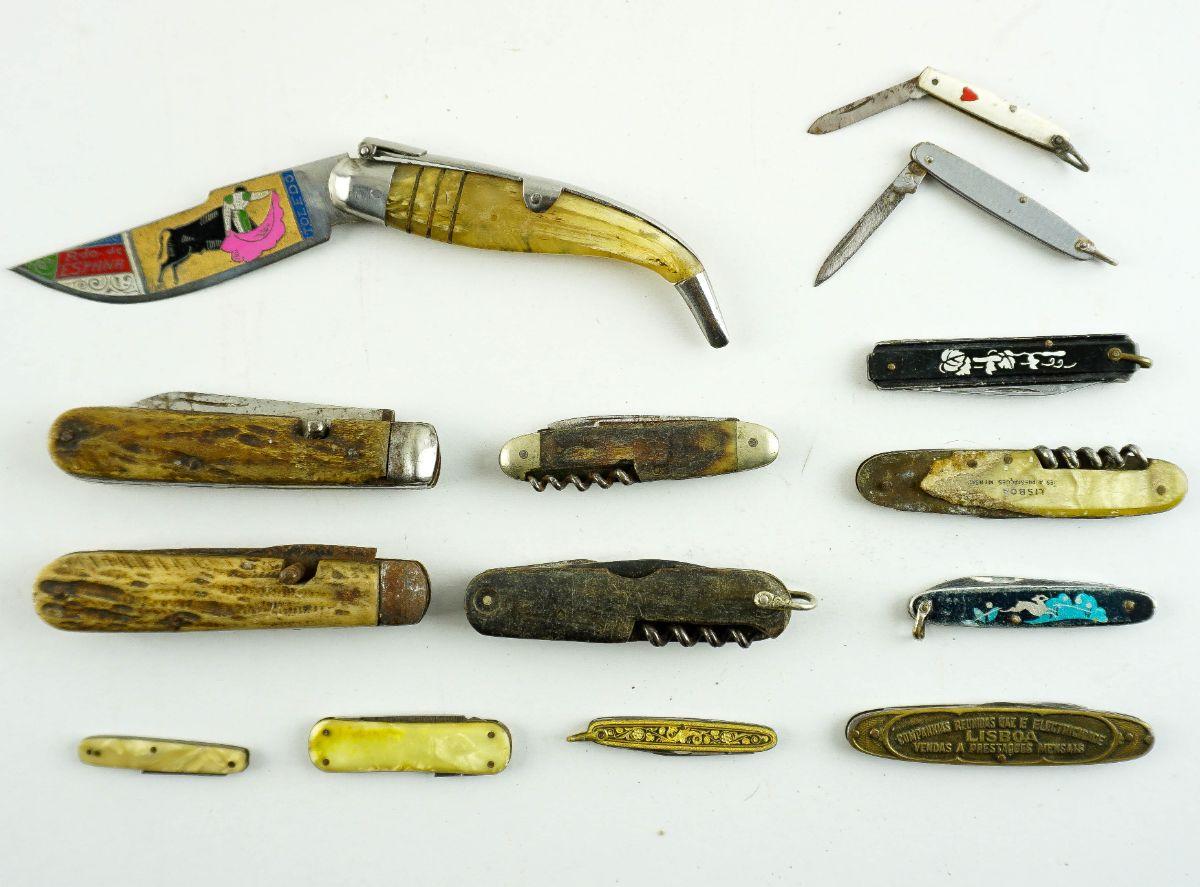 12 Canivetes