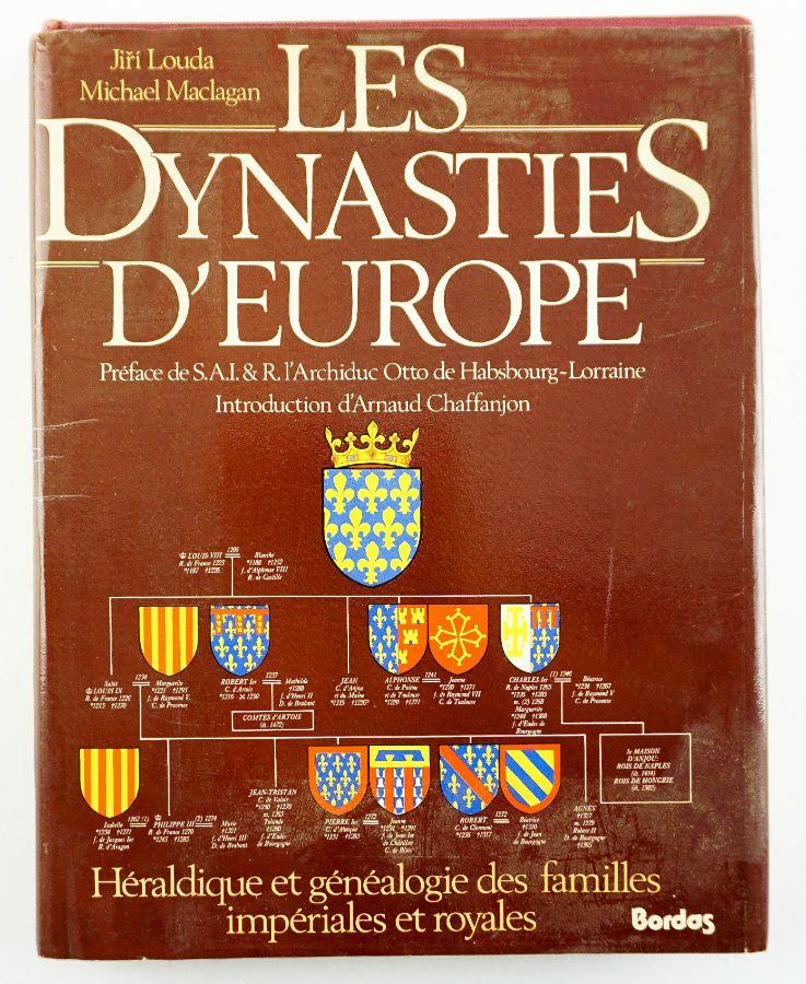 Les Dynasties D'Europe, Jiri Louda e Michael Maclagan