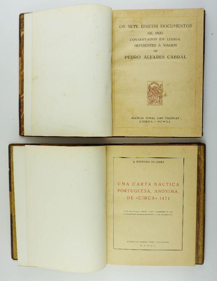 Os Sete Únicos Documentos de 1500