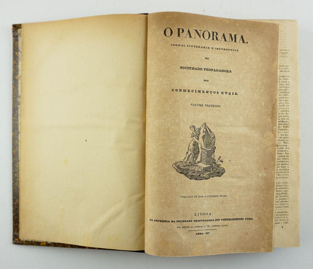 Colecção completa esta importantíssima publicação fundada por Alexandre Herculano.