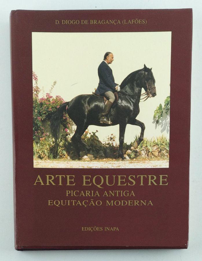 Arte Equestre, D. Diogo de Bragança ( Lafões )