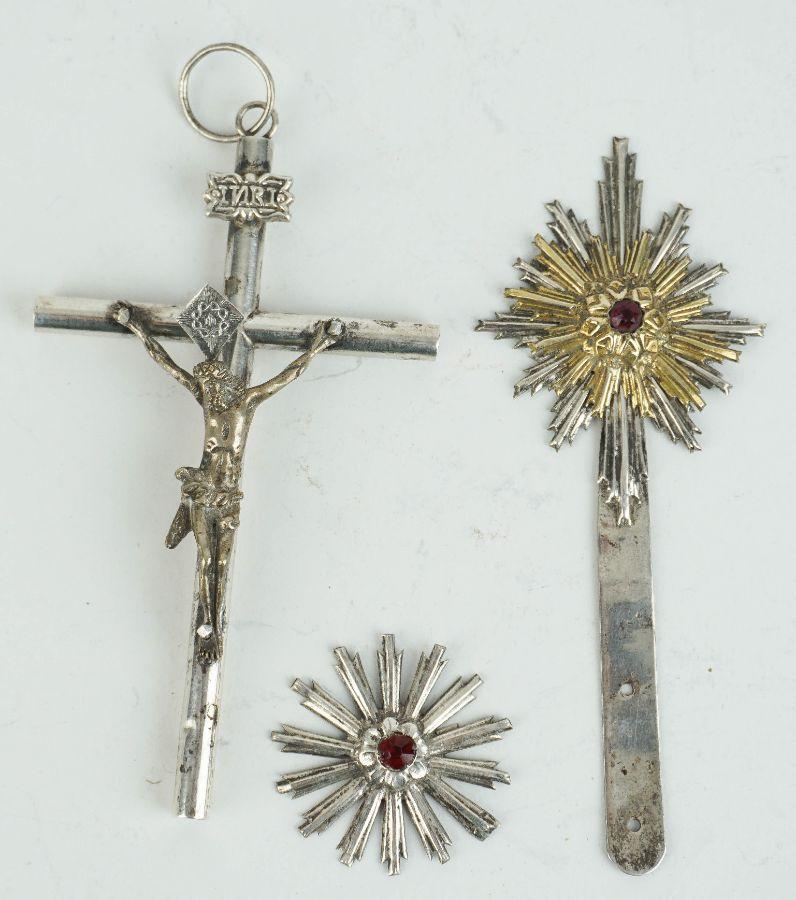 3 Peças Religiosas