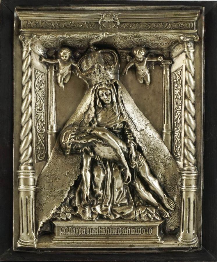 Nossa Senhora com Cristo