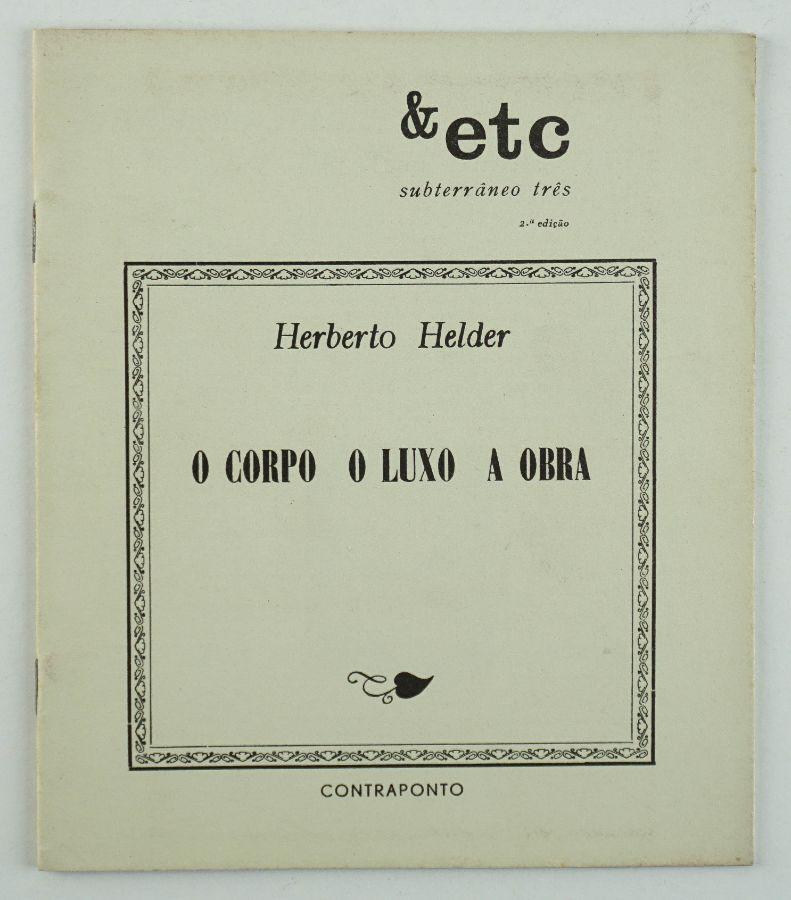 Herberto Helder