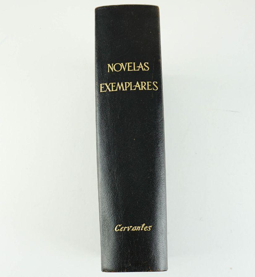 Cervantes - Novelas Exemplares – tiragem especial