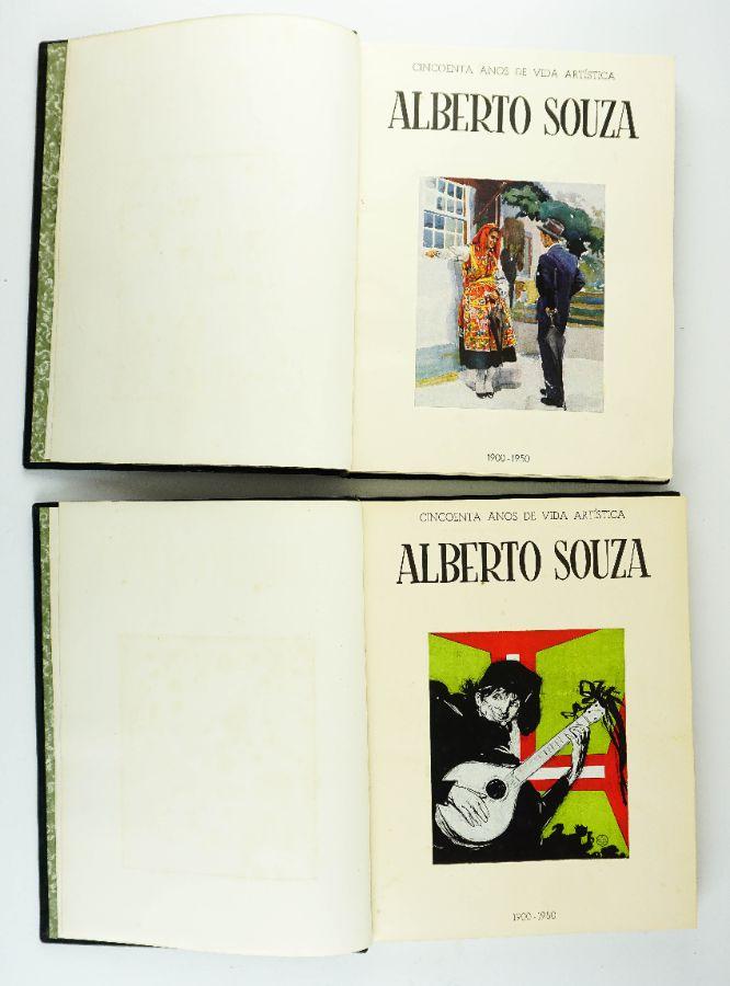 Alberto Souza – Cinquenta anos de Vida Artística 1900-1950