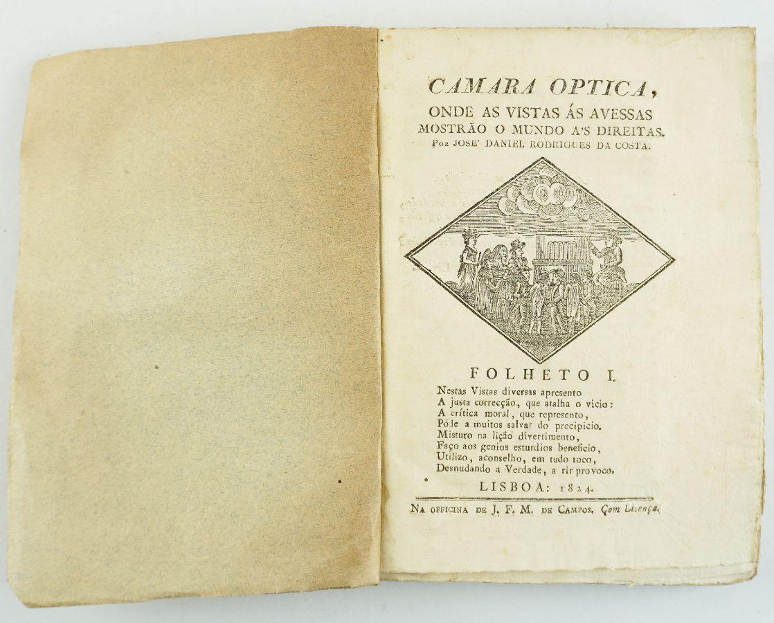 Camara Optica (1824)