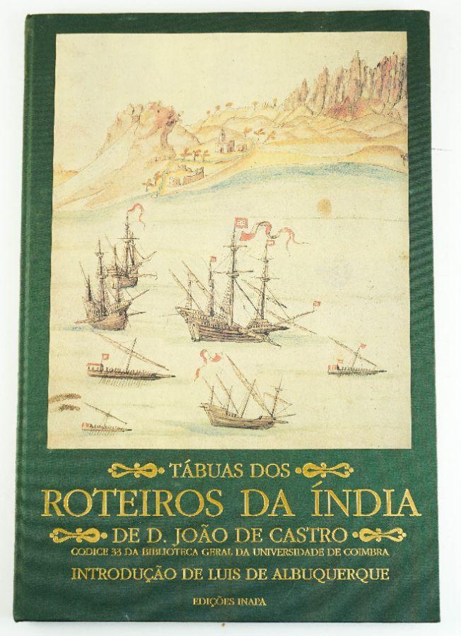 Tábuas dos Roteiros da Índia de D. João de Castro