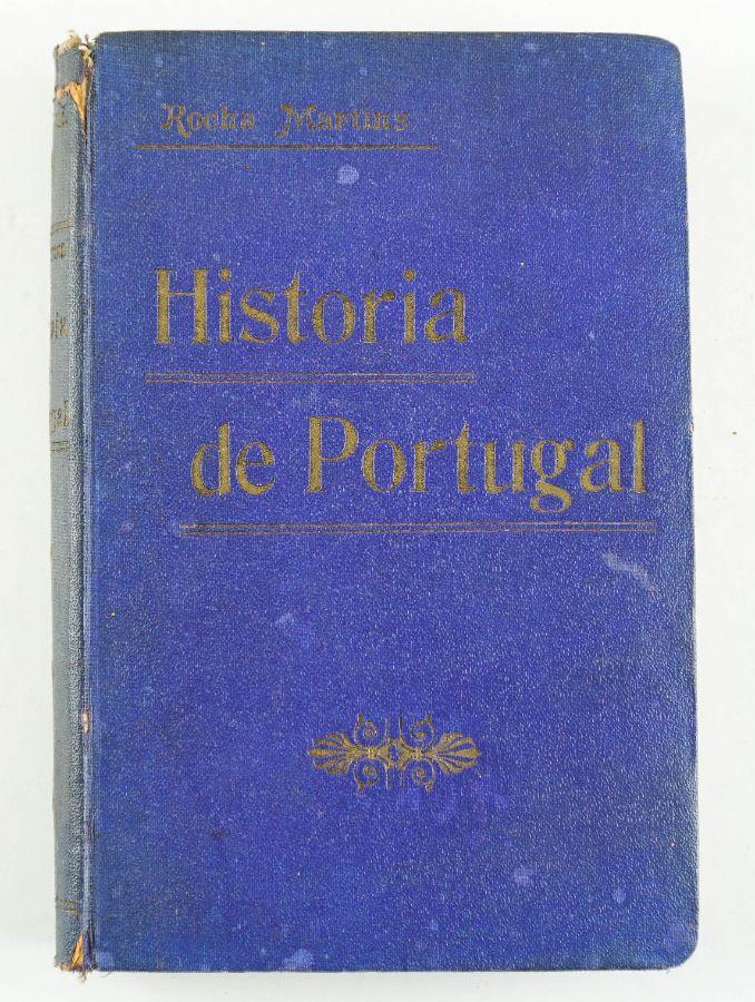 Rocha Martins - História de Portugal