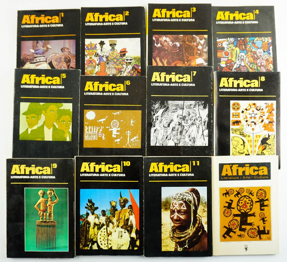 Revista Trimestral África, Literatura, Arte e Cultura
