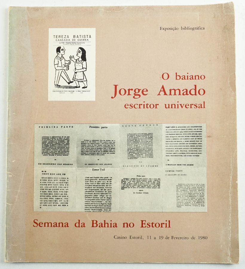 O Baiano Jorge Amado Escritor Universal