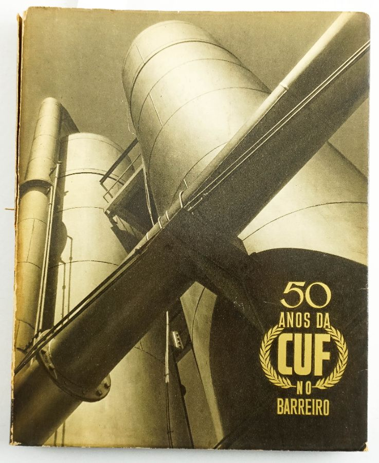 50 Anos da CUF no Barreiro Photobook