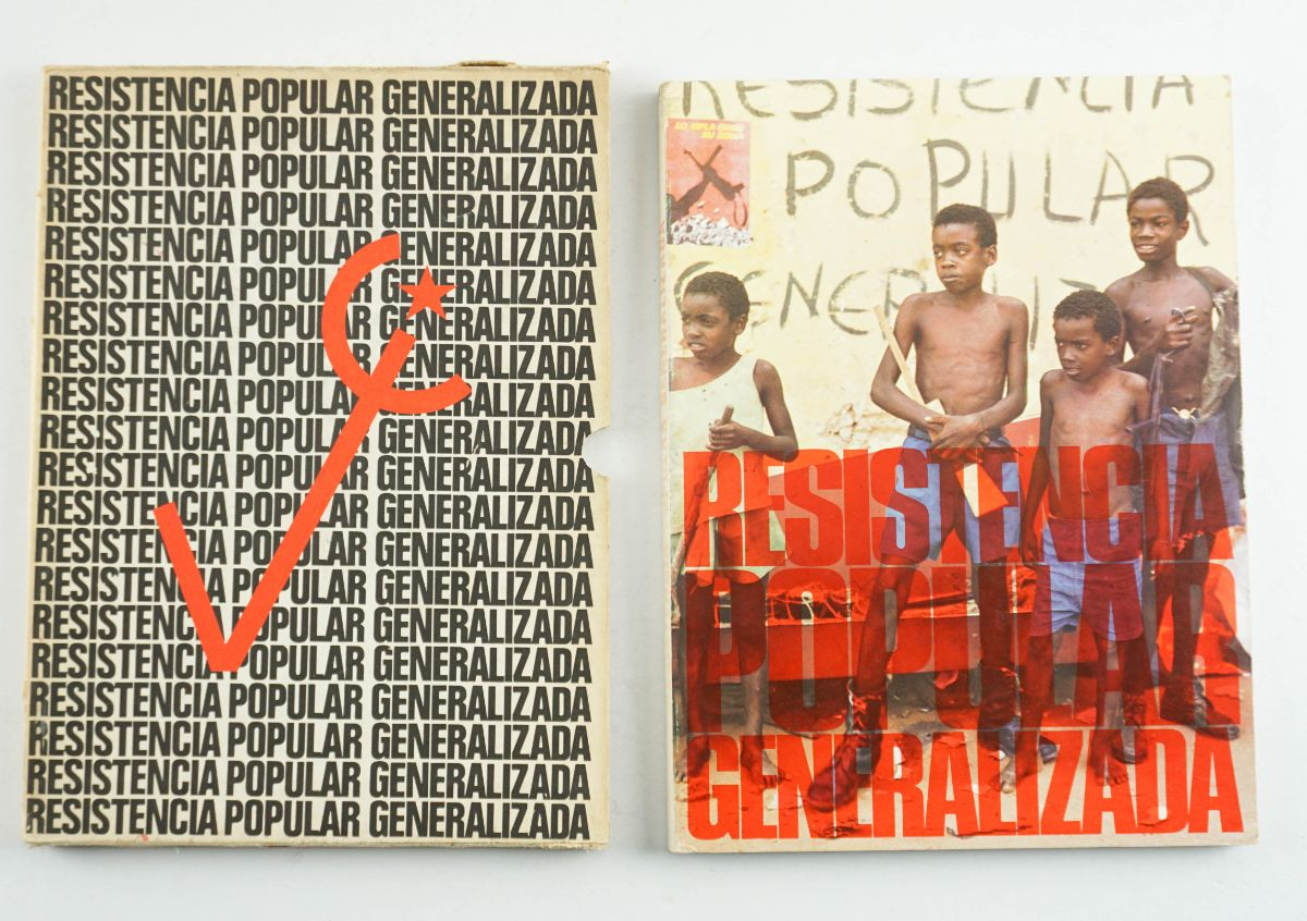 Resistência Popular Generalizada Photobook