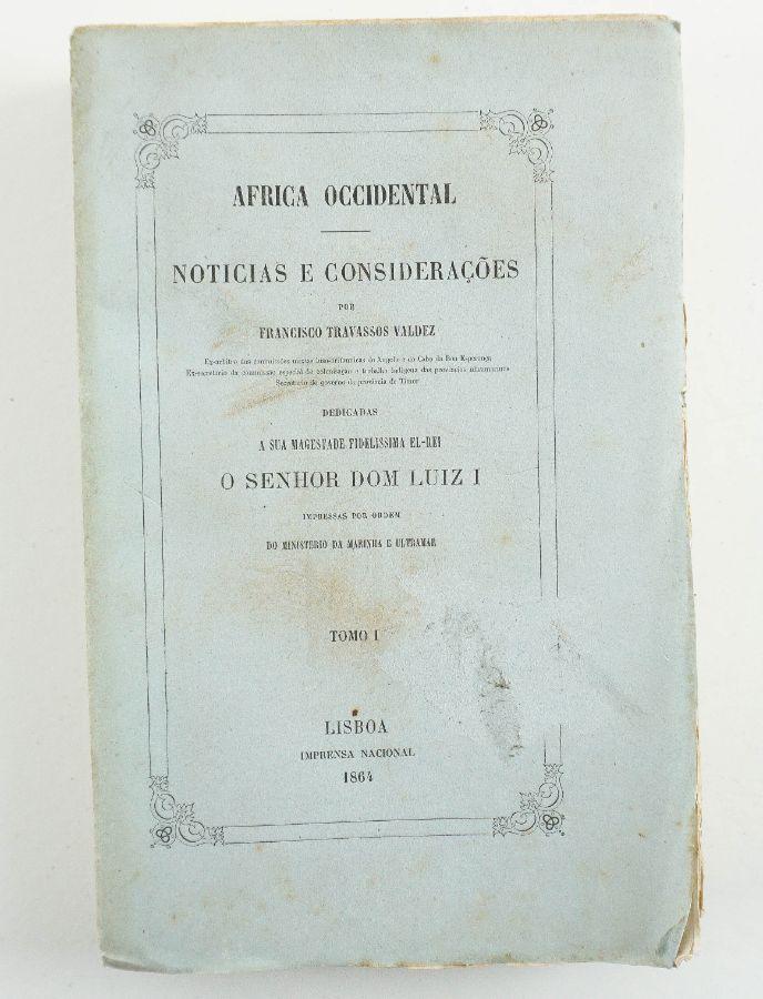 África Ocidental (1864)