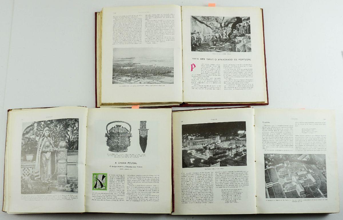 Conjunto de Livros das Edições Europa - Lisboa