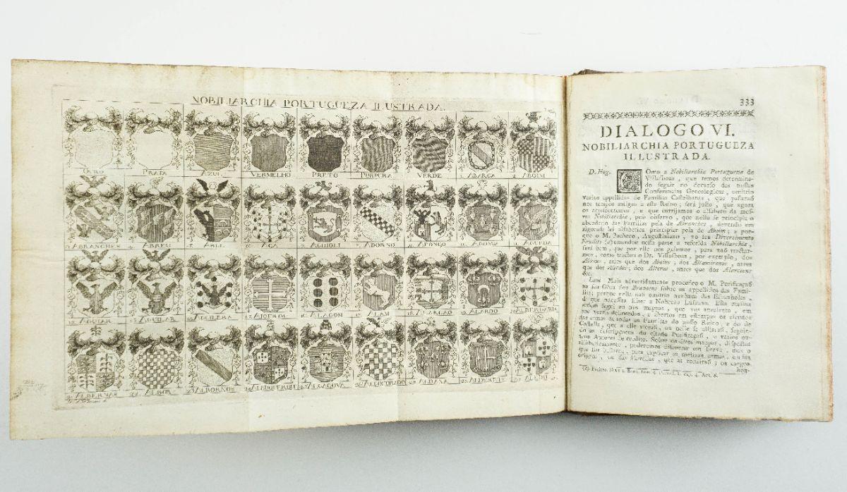 Os Estrangeiros no Lima (1ª Edição 1791)