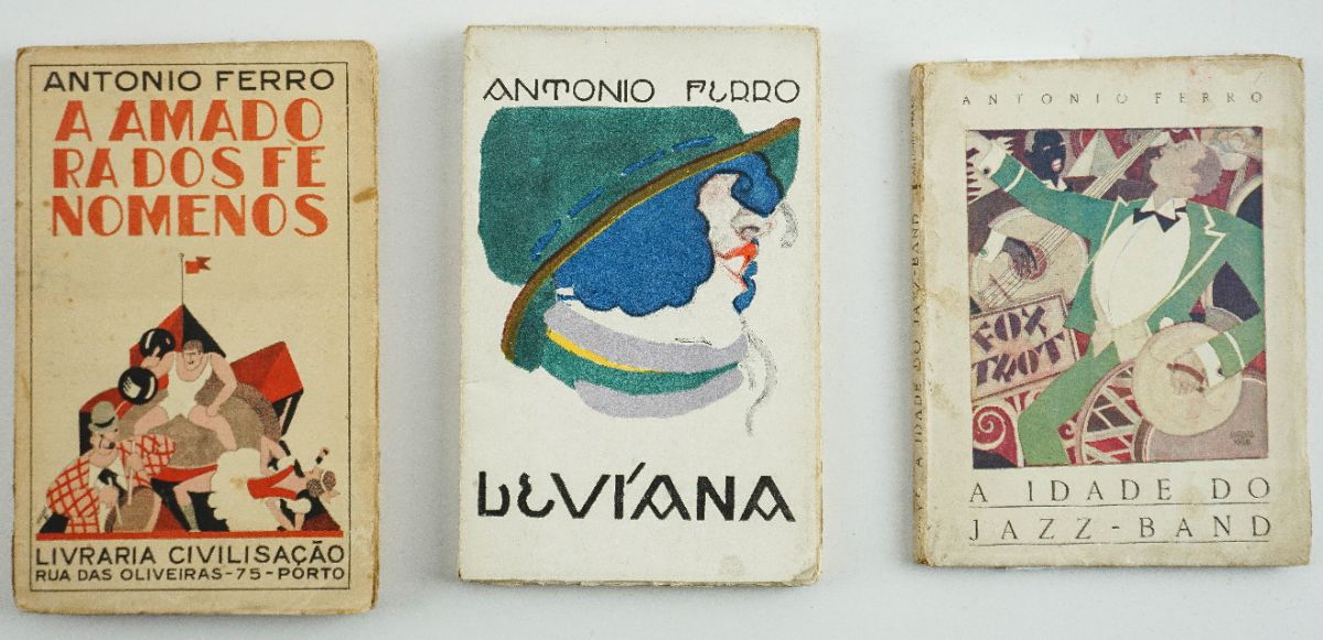 Conjunto de obras de António Ferro