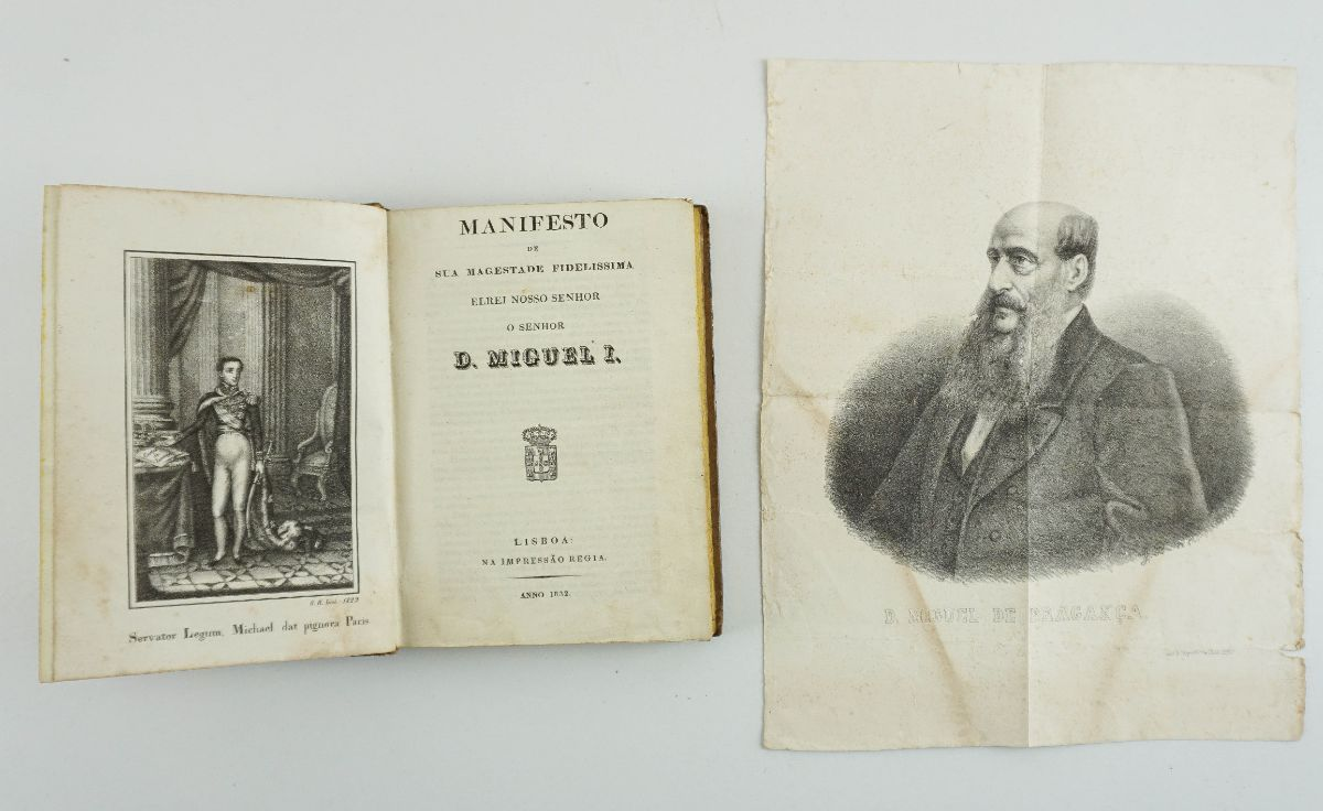 D. Miguel - Conjunto de obras compiladas num único volume: