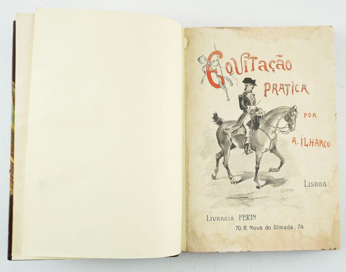 Equitação Prática por Alberto Ilharco