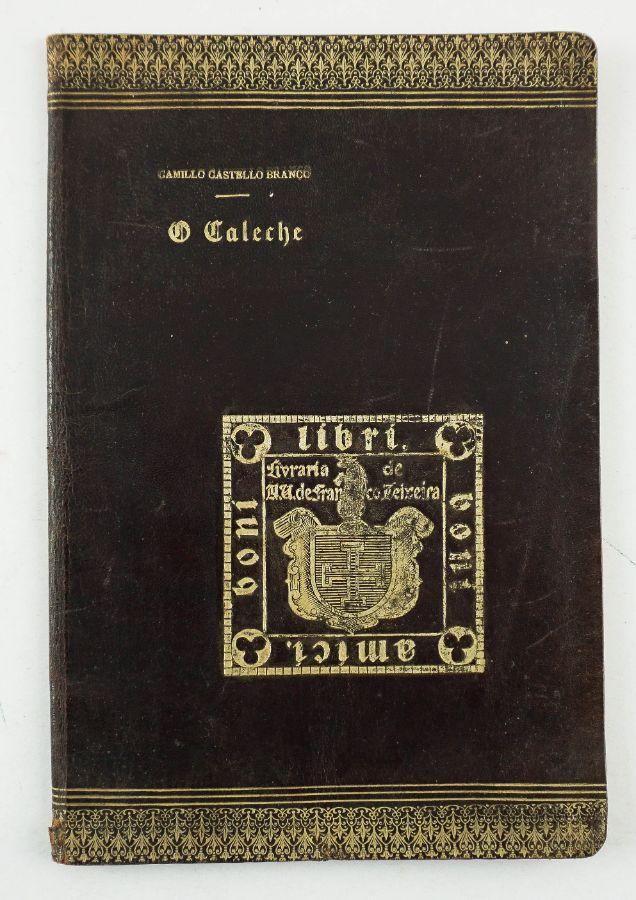 Folhetim O Caleche por Camillo Castello Branco, 1849